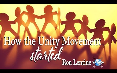 Ron Lentine shares How the UNITY MOVEMENT Started